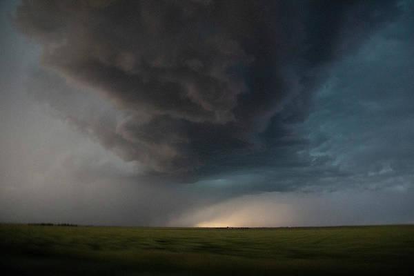 Wall Art - Photograph - Colorado Kansas Storm Chase 028 by Dale Kaminski