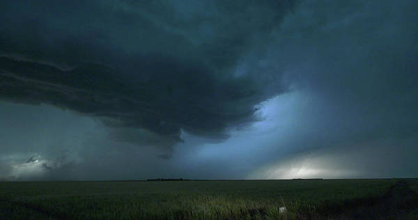 Photograph - Colorado Kansas Storm Chase 029 by Dale Kaminski