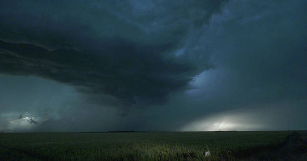 Photograph - Colorado Kansas Storm Chase 031 by Dale Kaminski