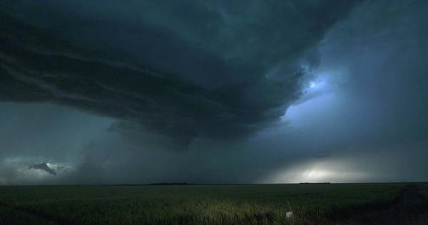 Photograph - Colorado Kansas Storm Chase 032 by Dale Kaminski