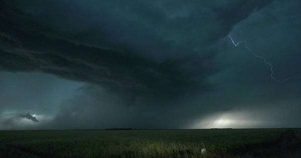Photograph - Colorado Kansas Storm Chase 035 by Dale Kaminski
