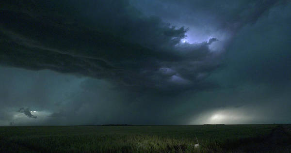 Photograph - Colorado Kansas Storm Chase 036 by Dale Kaminski