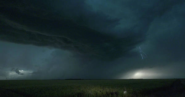 Photograph - Colorado Kansas Storm Chase 037 by Dale Kaminski