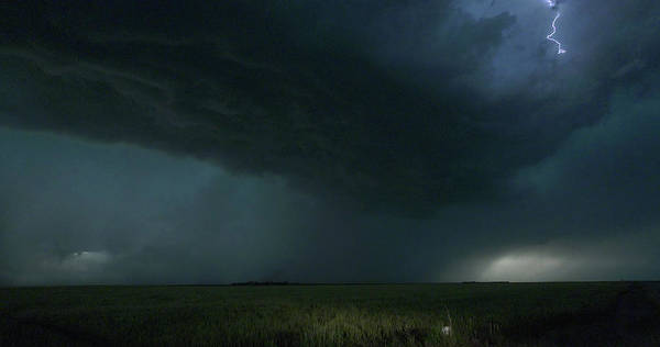 Photograph - Colorado Kansas Storm Chase 040 by Dale Kaminski