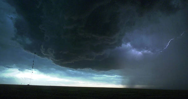 Photograph - Colorado Kansas Storm Chase 043 by Dale Kaminski