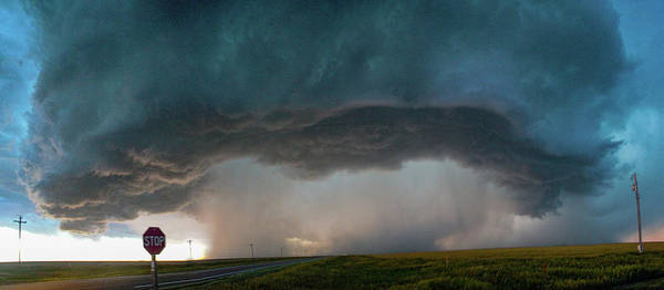 Photograph - Colorado Kansas Storm Chase 044 by Dale Kaminski