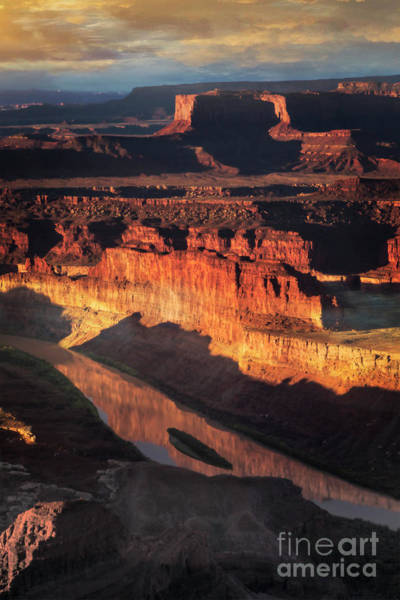 Photograph - Colorado River Flow by Scott Kemper
