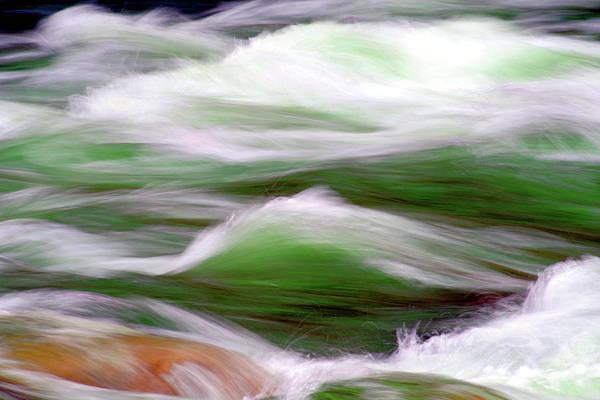 Wall Art - Photograph - Colorado River Rocks And Waves by Douglas Taylor