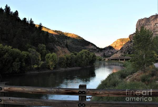 Photograph - Colorado River Sunrise by Tammie J Jordan