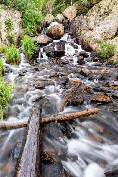 Photograph - Colorado Rocky Mountain Riverscape by Gregory Ballos