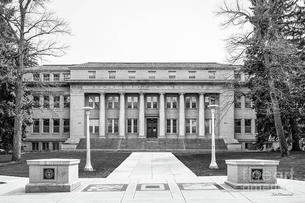 Photograph - Colorado State University Administration Building by University Icons