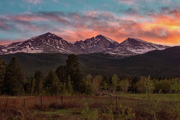 Photograph - Colorado Sunset by Darlene Bushue