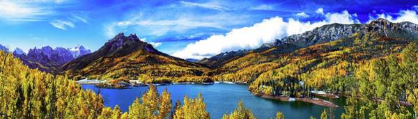 Ridgway Photograph - Colorados Finest Autumn Day by Photo By Matt Payne Of Durango, Colorado
