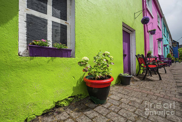 Wall Art - Photograph - Colorful Ardgroom by Eva Lechner