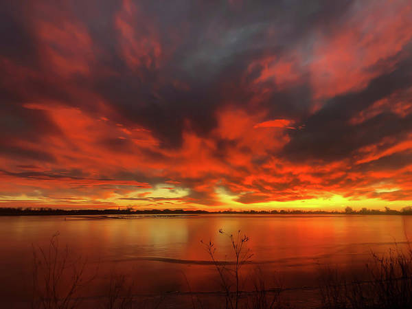 Photograph - Colorful Colorado Sunrise by Shane Bechler