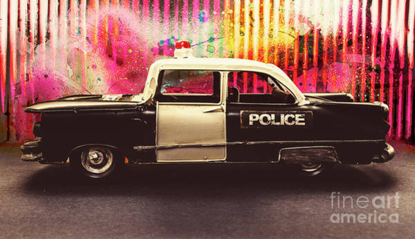 Wall Art - Photograph - Colorful Crime  by Jorgo Photography - Wall Art Gallery