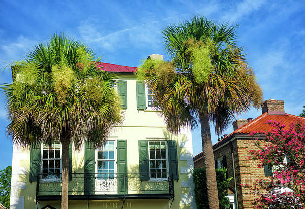 Photograph - Colorful East Bay Street In Charleston by John Rizzuto