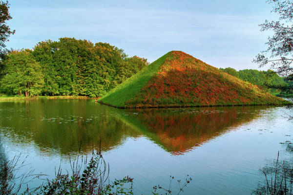 Photograph - Colorful Lake Pyramid by Sun Travels