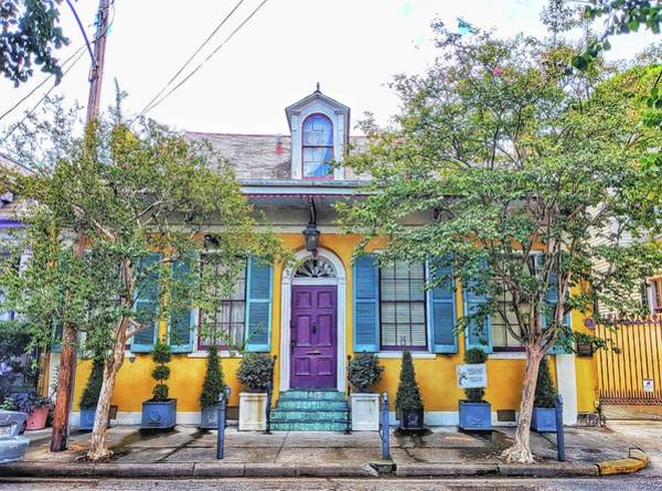 Photograph - Colorful Nola by Portia Olaughlin