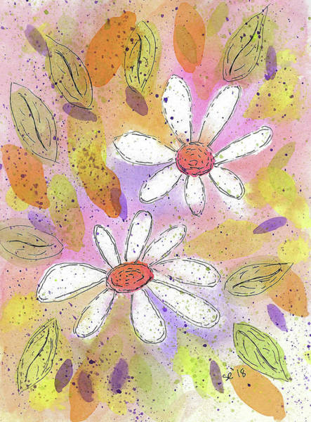 Painting - Colorful Spring by Susan Campbell