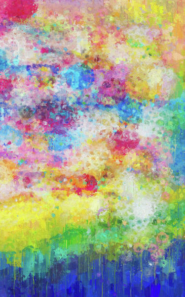 Painting - Colors In Dreams - 01 by Andrea Mazzocchetti