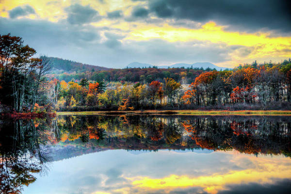 New Hampshire Photograph - Colors In Fall by Joe Martin A New Hampshire Portrait Photographer