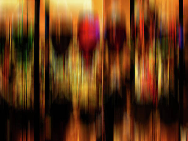 Photograph - Colors Of Alcohol by Jorg Becker