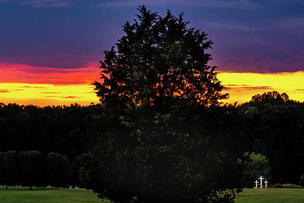 Photograph - Colors Of Days End by Jack Peterson