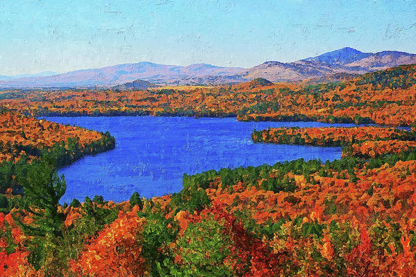 Painting - Colors Of Maine - 02 by Andrea Mazzocchetti