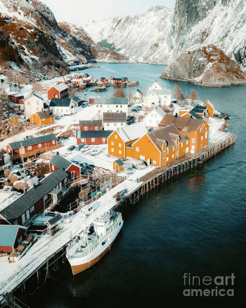 Wall Art - Photograph - Colors Of Norway by JR Photography