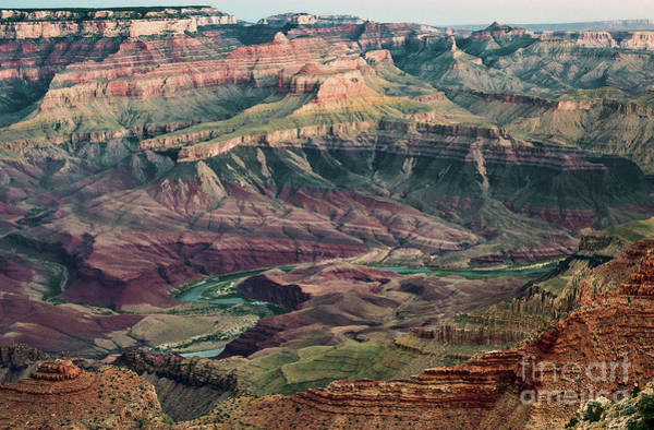 Wall Art - Photograph - Colors Of The Canyon by Jim Chamberlain