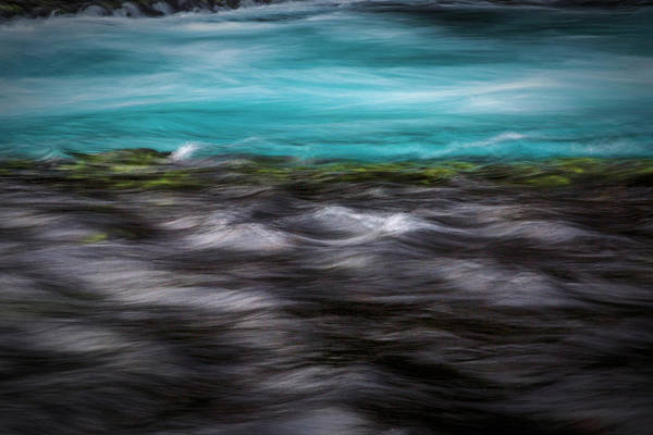 Photograph - Colors Of The Metolius by Cat Connor