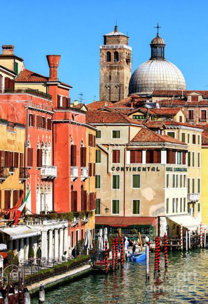 Photograph - Colors Of Venezia by John Rizzuto