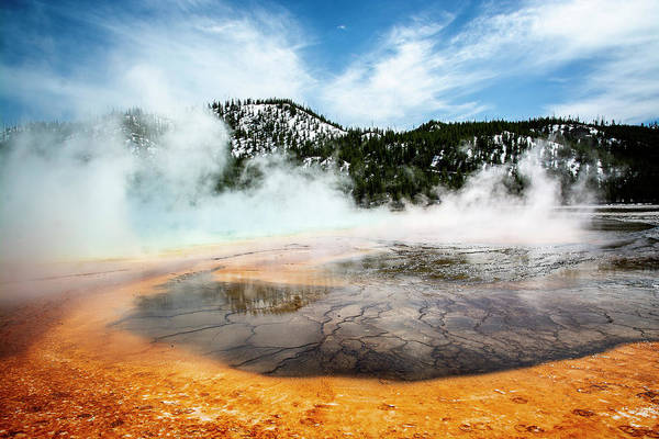 Photograph - Colors Of Yellowstone by Scott Read