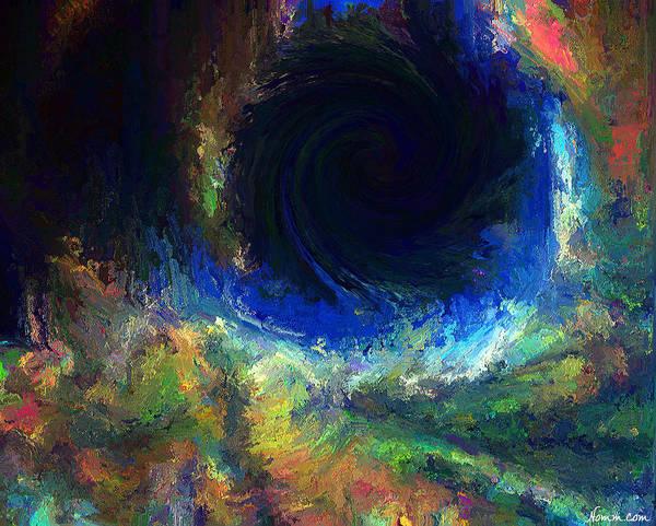 Digital Art - Colorvore by Rein Nomm
