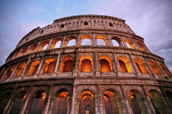 Rome Wall Art - Photograph - Colosseum - Coliseu by Ruy Barbosa Pinto