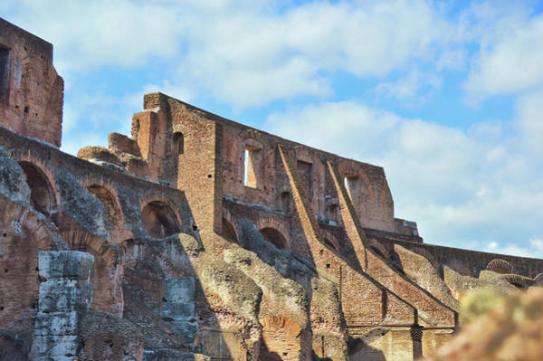 Photograph - Colosseum Of Rome by JAMART Photography
