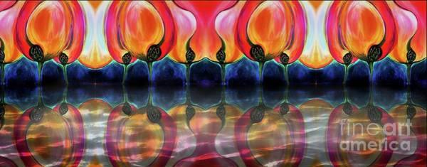 Mixed Media - Colour Your Spirit by Jolanta Anna Karolska