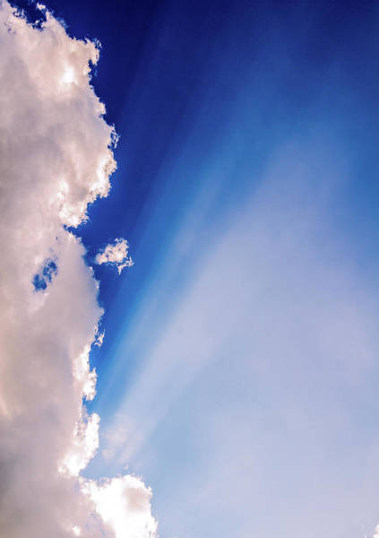 Photograph - Colours.blue by John Dakin