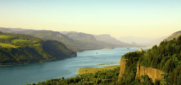 Summer Time Photograph - Columbia Gorge by Kativ
