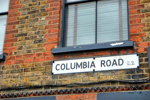 Photograph - Columbia Road London by JAMART Photography
