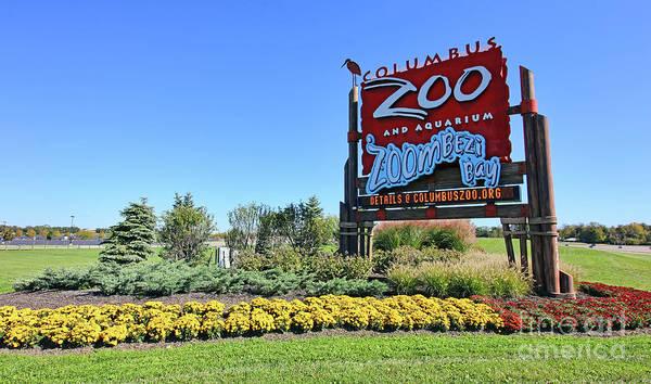 Wall Art - Photograph - Columbus Zoo 4728 by Jack Schultz
