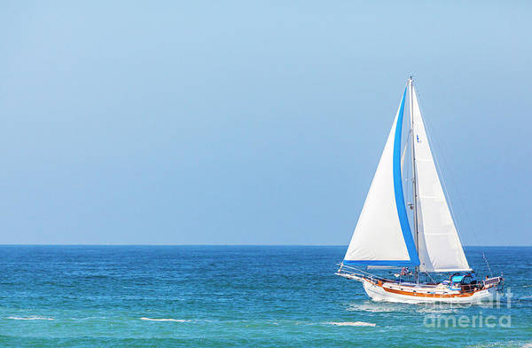 Photograph - Come Sail With Me by David Millenheft