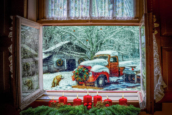 Photograph - Coming Home by Debra and Dave Vanderlaan
