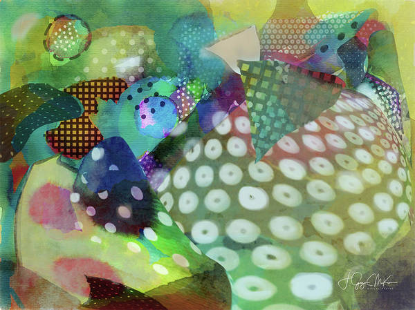 Digital Art - Coming Together  by Jo-Anne Gazo-McKim