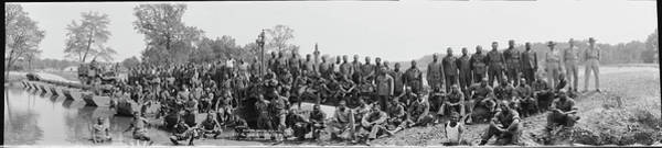 Wall Art - Photograph - Company B, 95th Engineers Sep African by Fred Schutz Collection