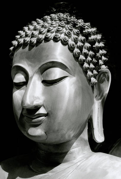 Photograph - Compassion Of The Buddha by Shaun Higson