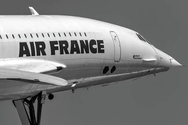 Wall Art - Photograph - Concorde by David Pyatt