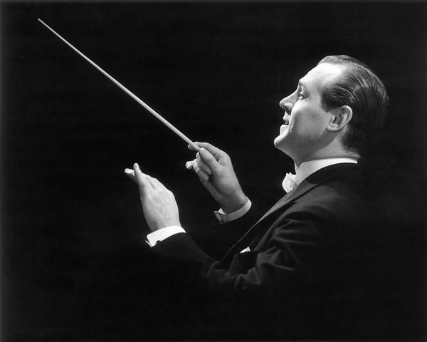 Wall Art - Photograph - Conductor by George Marks