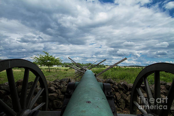 Photograph - Confederate Canon by Photography by Laura Lee